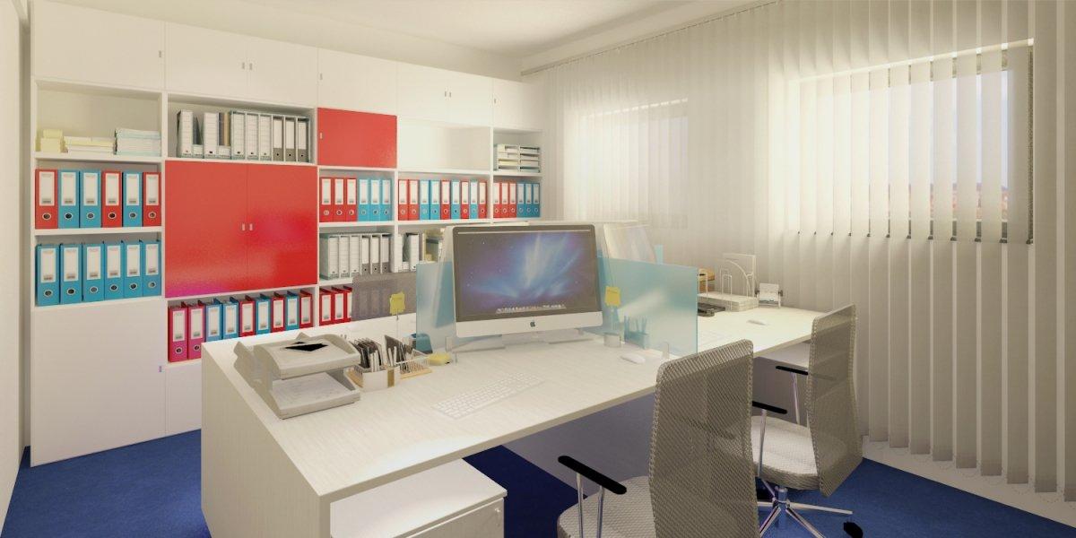 Proiect amenajare interioara – Cabinet avocatura-17