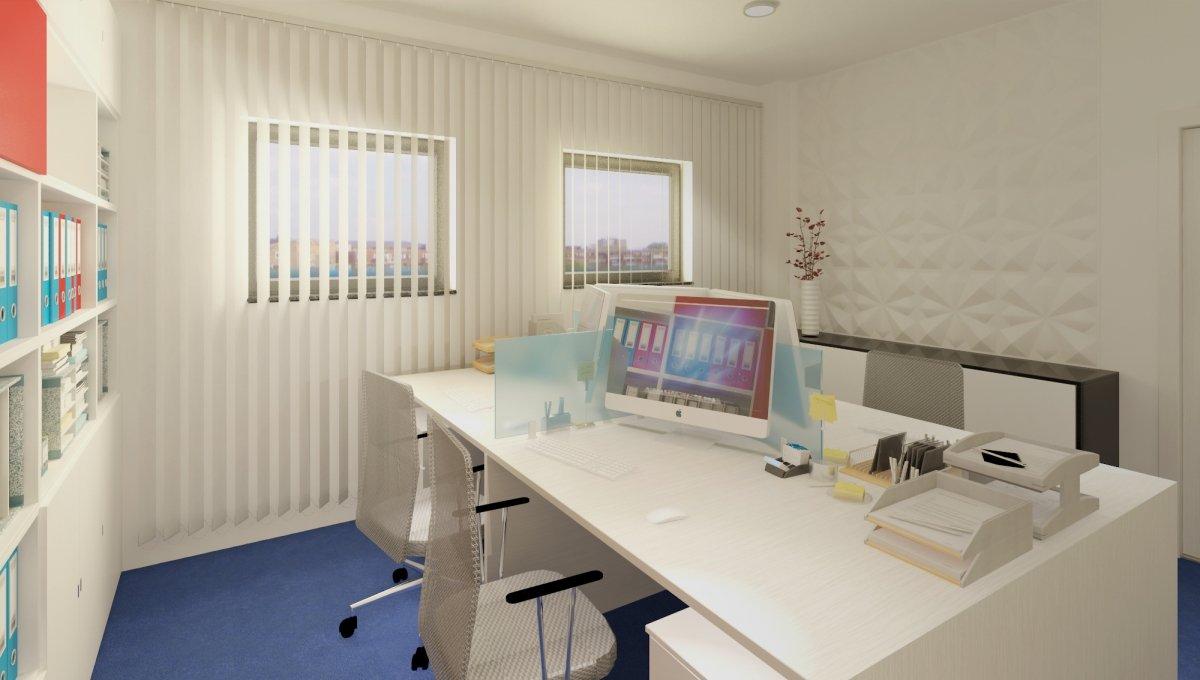Proiect amenajare interioara – Cabinet avocatura-18