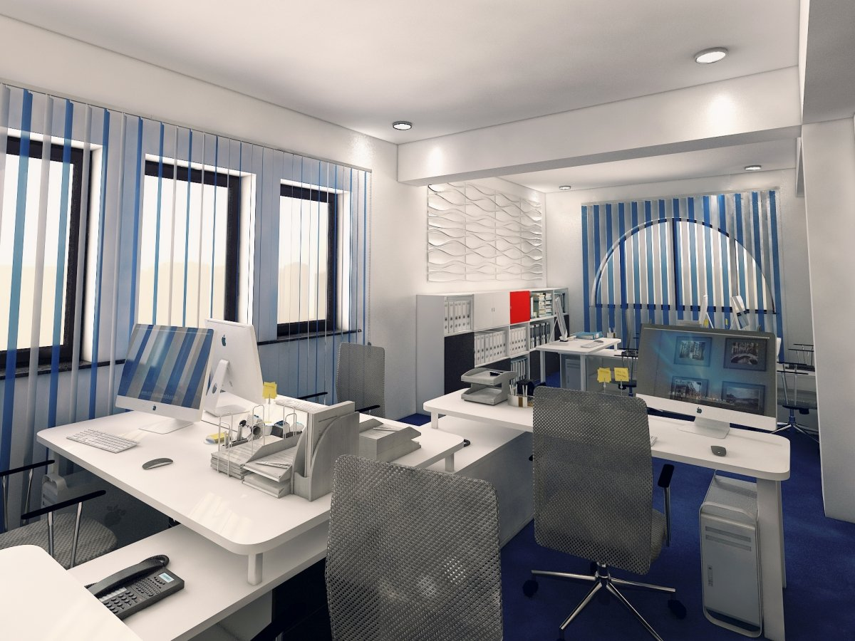 Proiect amenajare interioara – Cabinet avocatura-19
