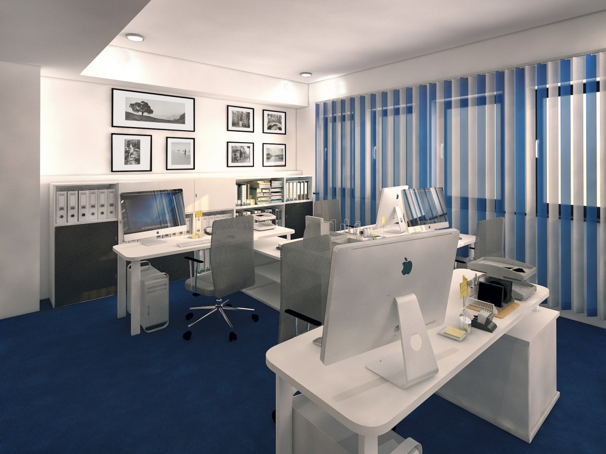 Proiect amenajare interioara – Cabinet avocatura-21