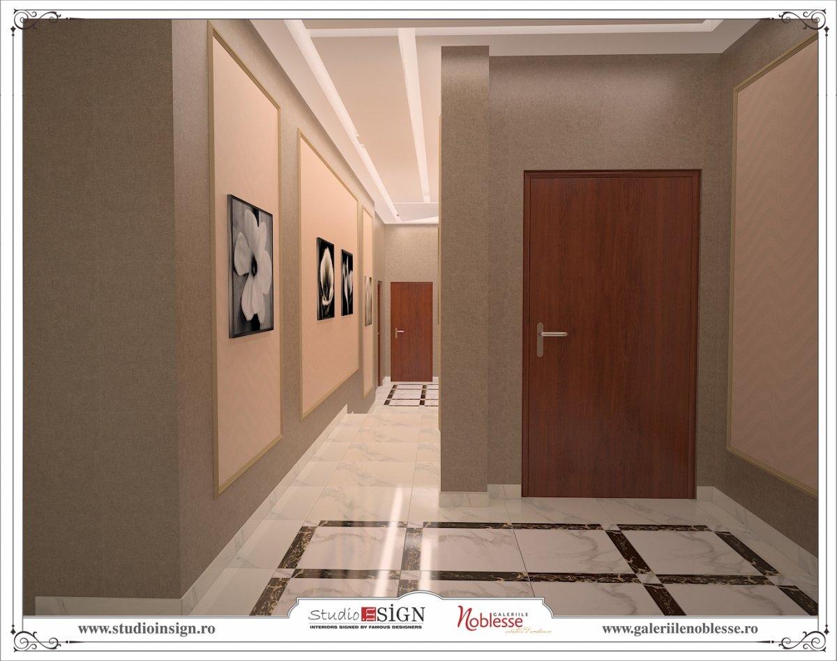 Proiect amenajare interioara - Birouri Macin-14