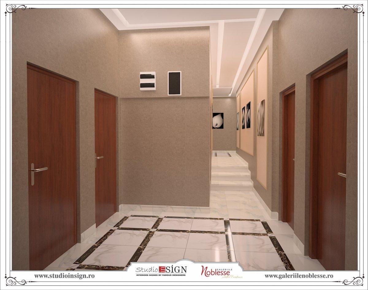 Proiect amenajare interioara - Birouri Macin-15