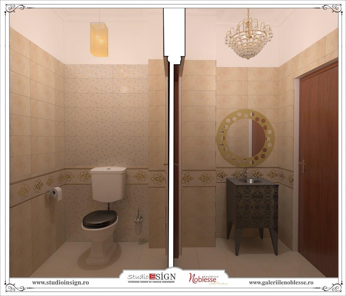 Proiect amenajare interioara - Birouri Macin-16