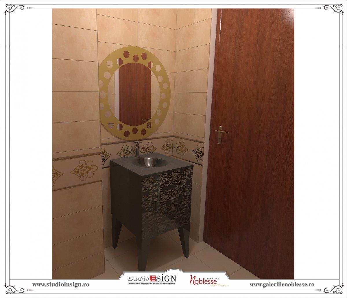 Proiect amenajare interioara - Birouri Macin-18