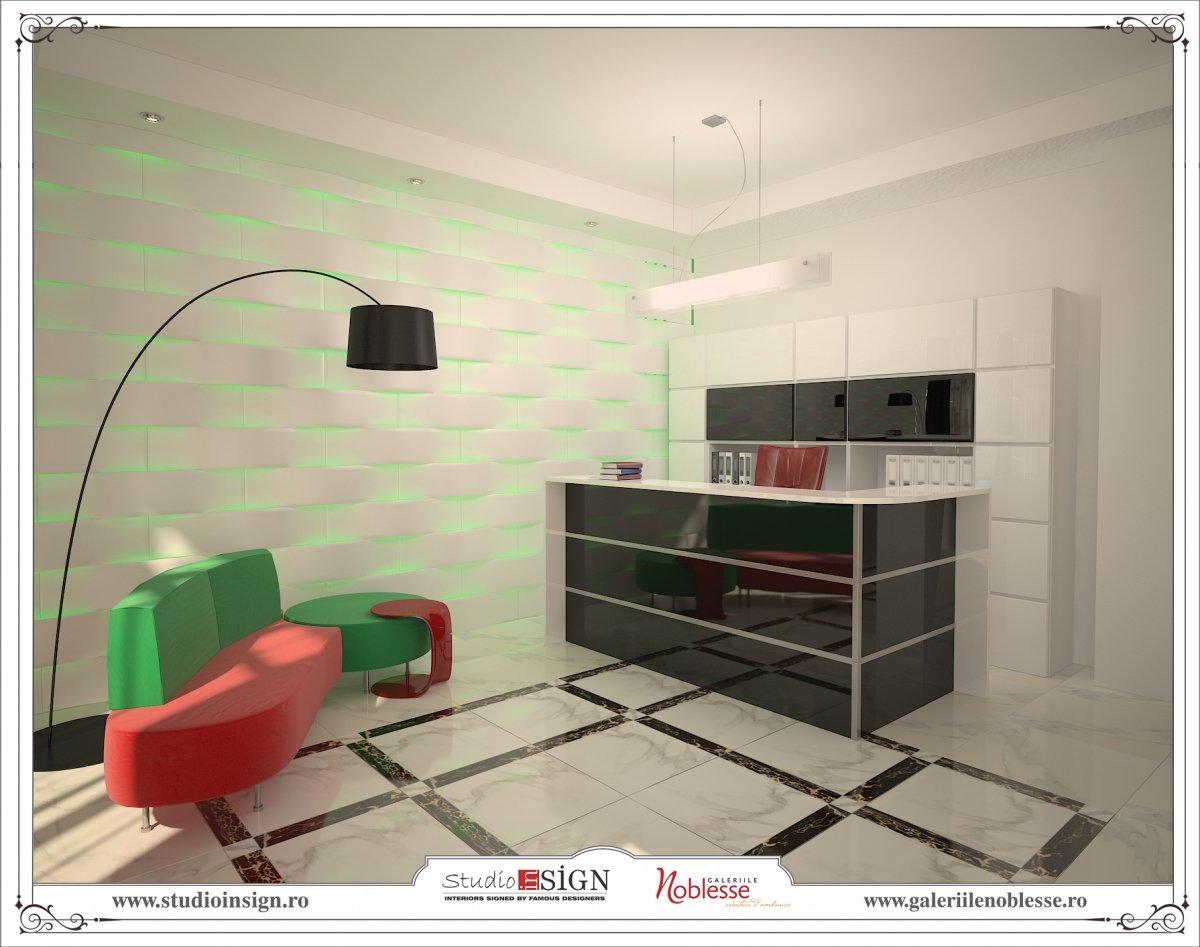 Proiect amenajare interioara - Birouri Macin-3