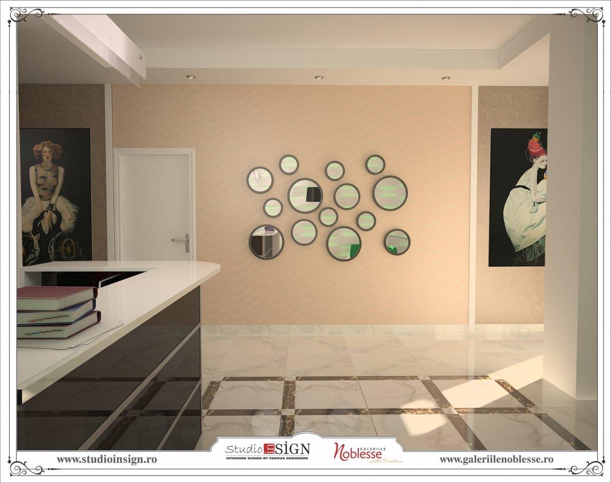 Proiect amenajare interioara - Birouri Macin-4