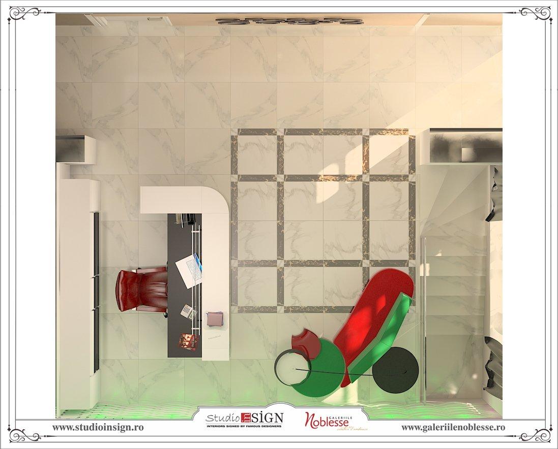 Proiect amenajare interioara - Birouri Macin-5