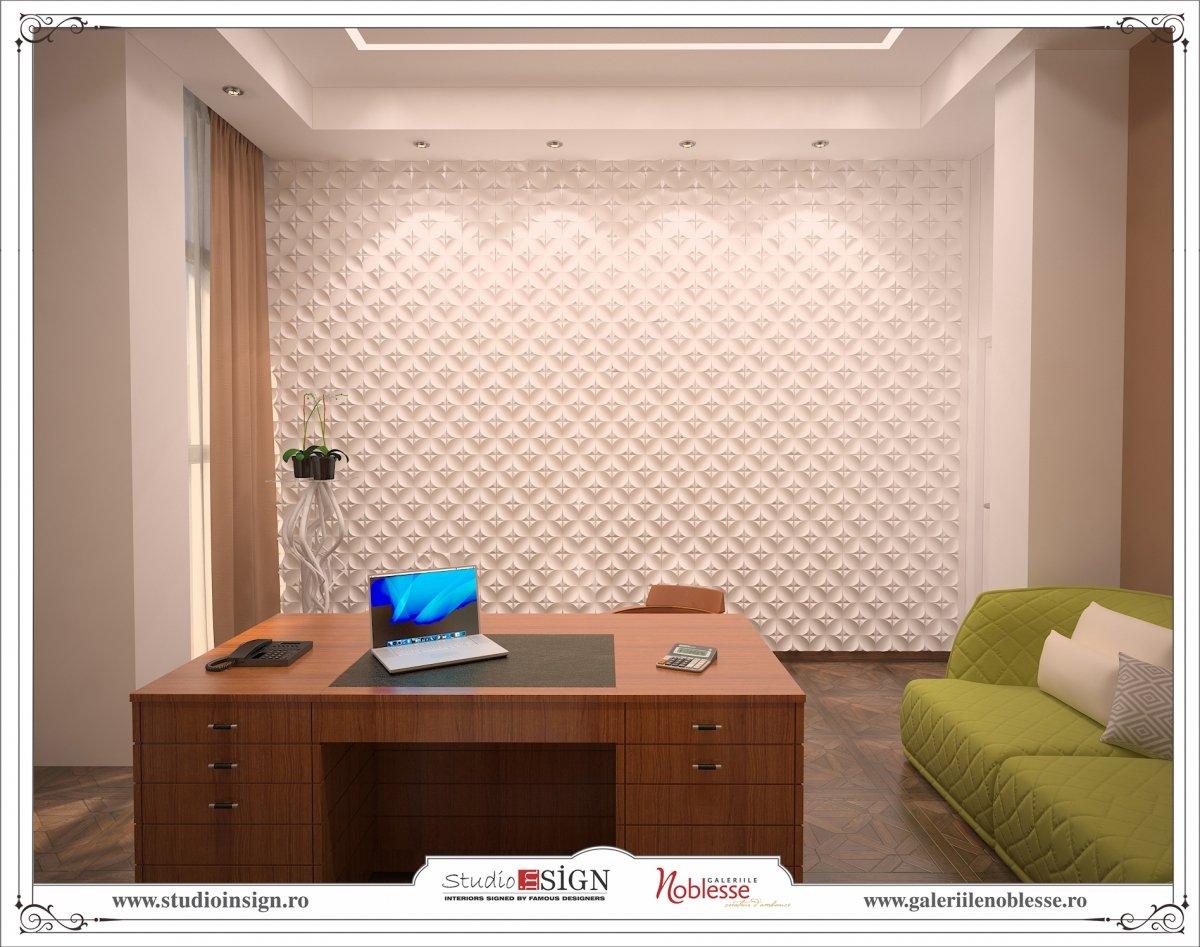 Proiect amenajare interioara - Birouri Macin-9