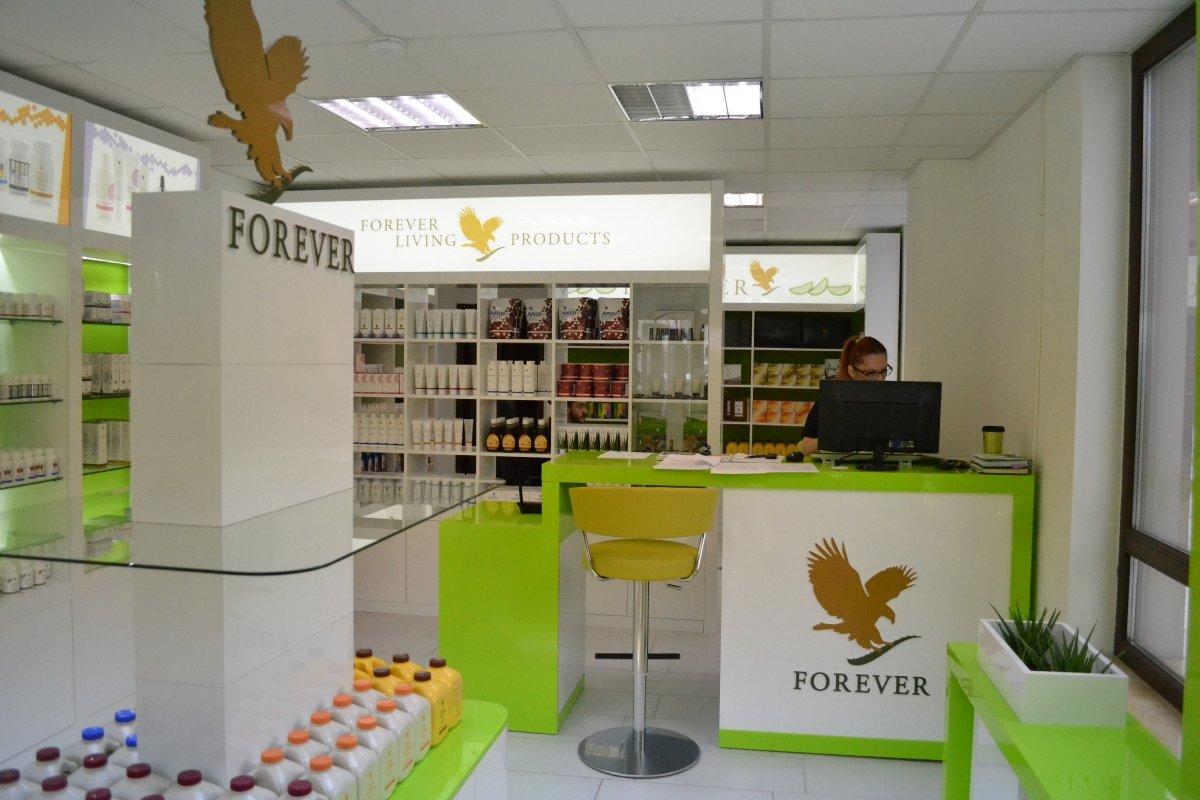 Proiect amenajare magazin comercial Forever-1
