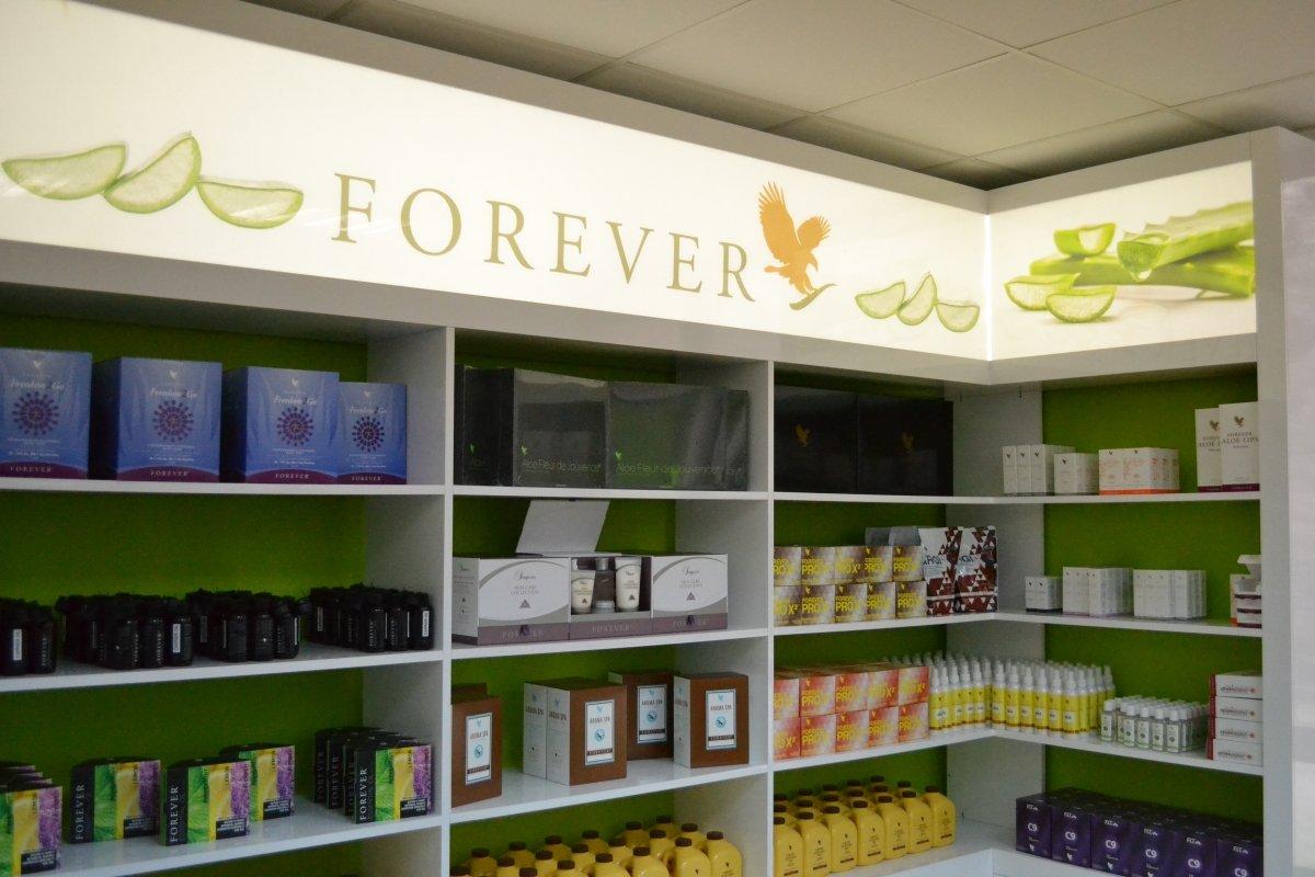 Proiect amenajare magazin comercial Forever-2