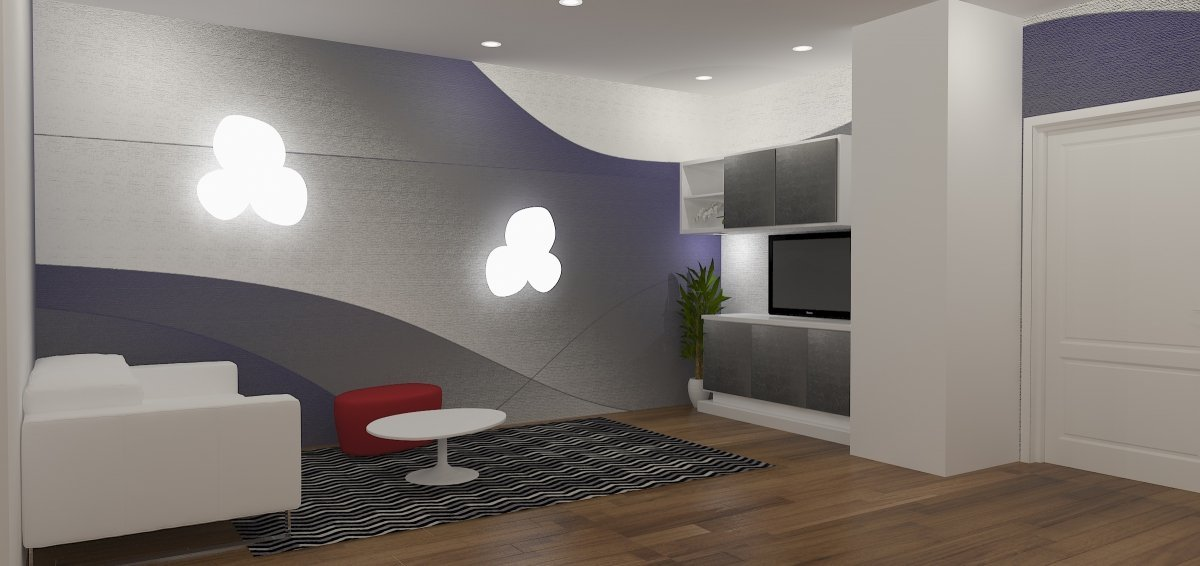 Proiect amenajare sediu firma-Receptie si sala de sedinte-11