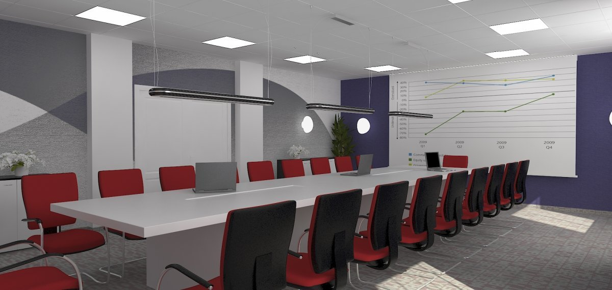 Proiect amenajare sediu firma-Receptie si sala de sedinte-17