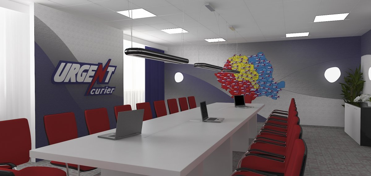 Proiect amenajare sediu firma-Receptie si sala de sedinte-18