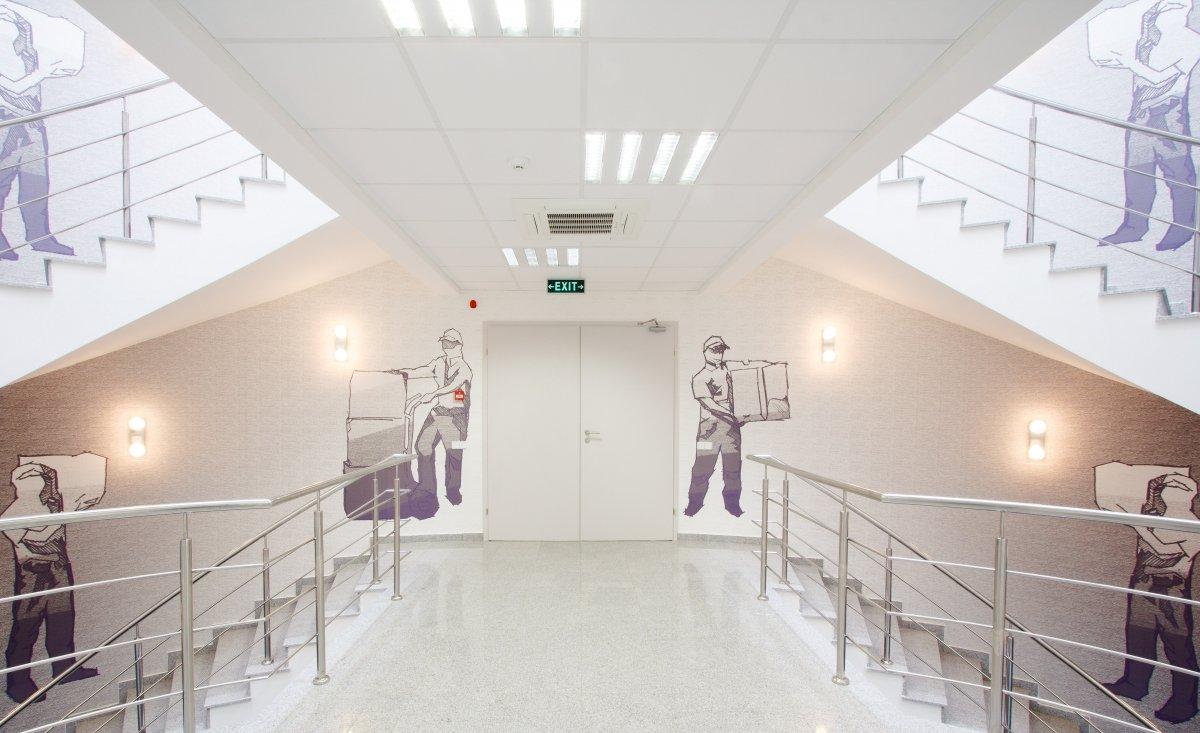 Proiect amenajare sediu firma - Urgent Curier- Receptie si sala de sedinte-13