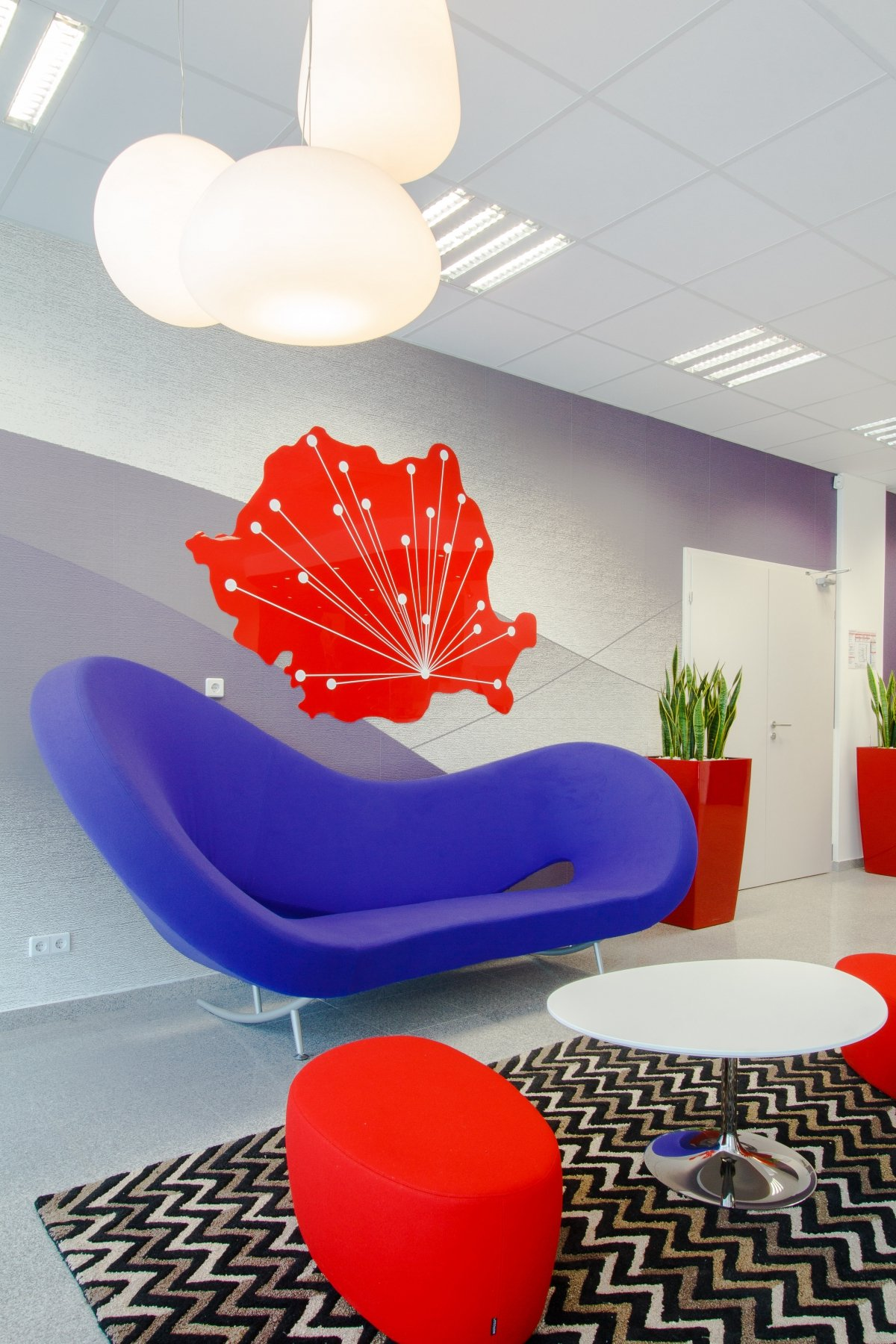 Proiect amenajare sediu firma - Urgent Curier- Receptie si sala de sedinte-9