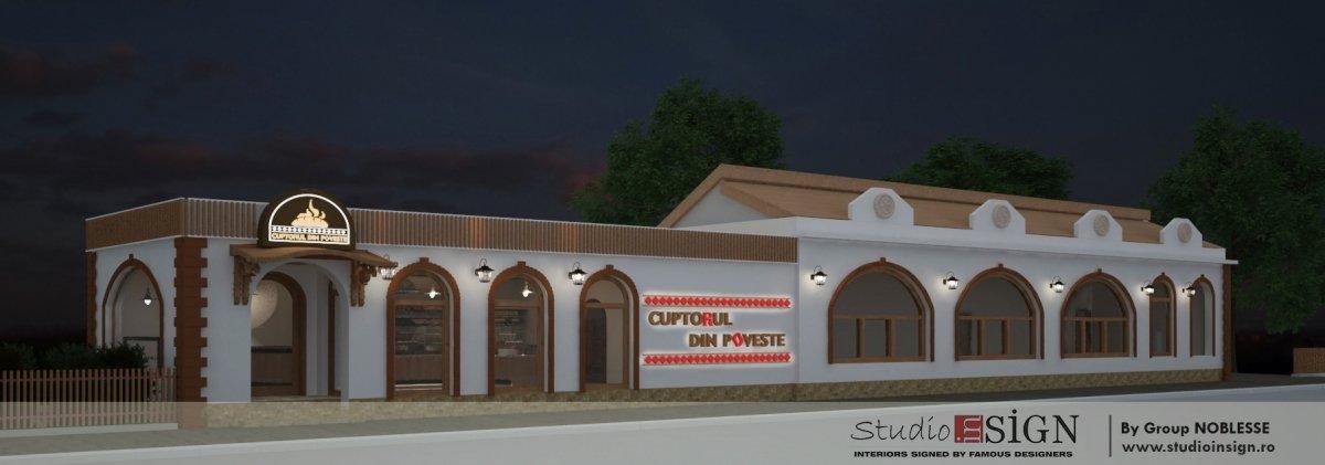 Proiect arhitectura Cuptorul din poveste- lant de brutarii-6