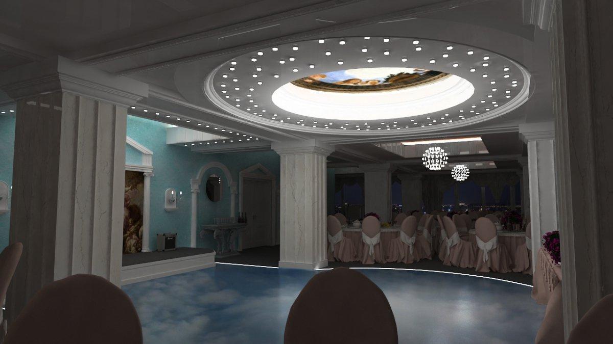 Proiect de amenajare sala de evenimente- Eden-15