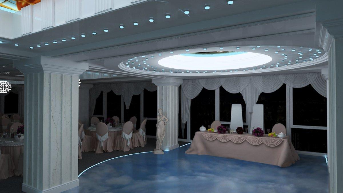 Proiect de amenajare sala de evenimente- Eden-9