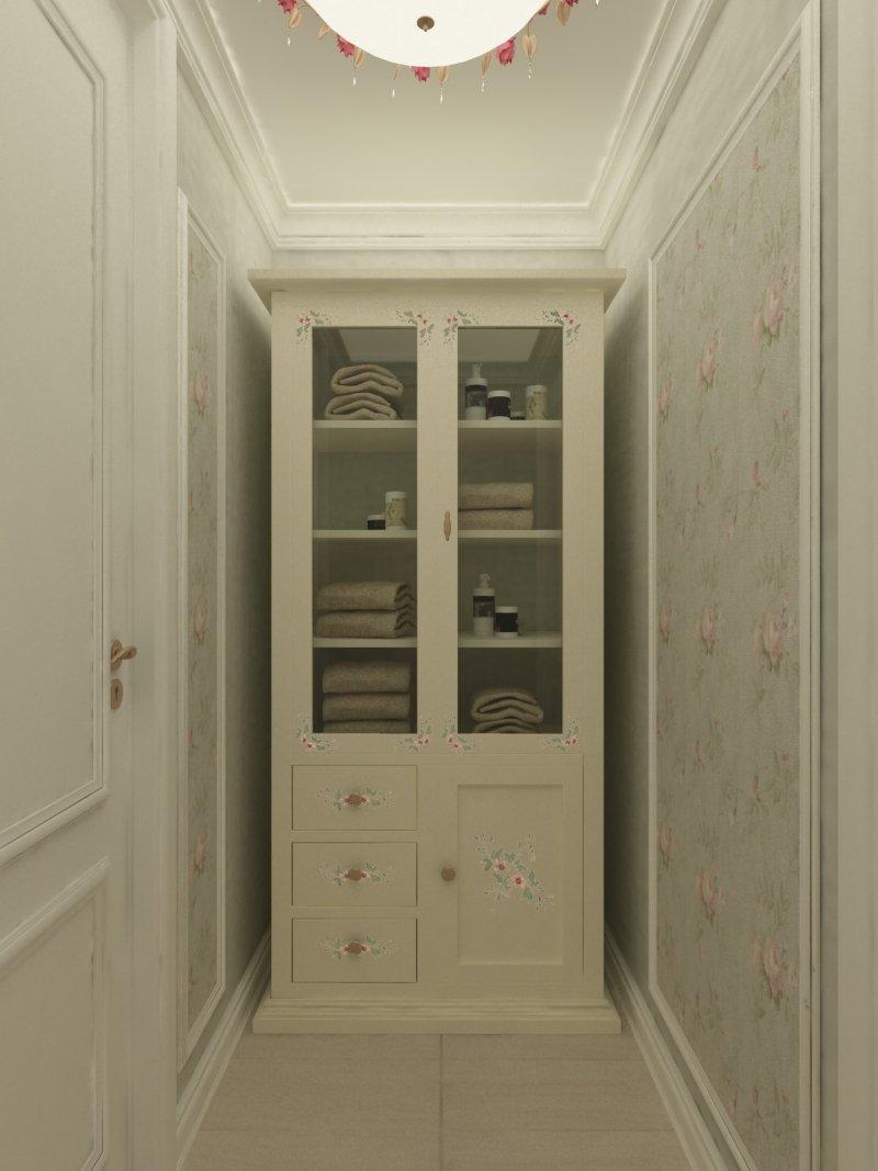 Proiect de design interior - Amenajare salon MakeUp - French Style-15