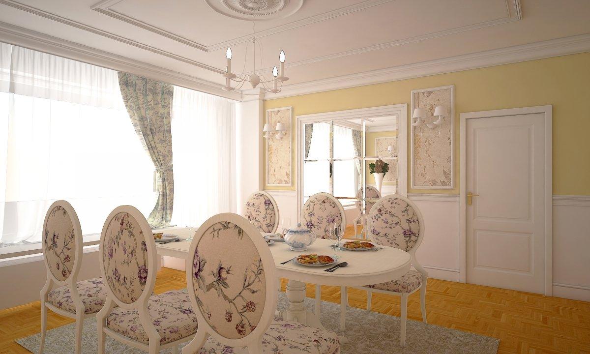 Proiect design interior - Apartament Bucuresti Eminescu-1