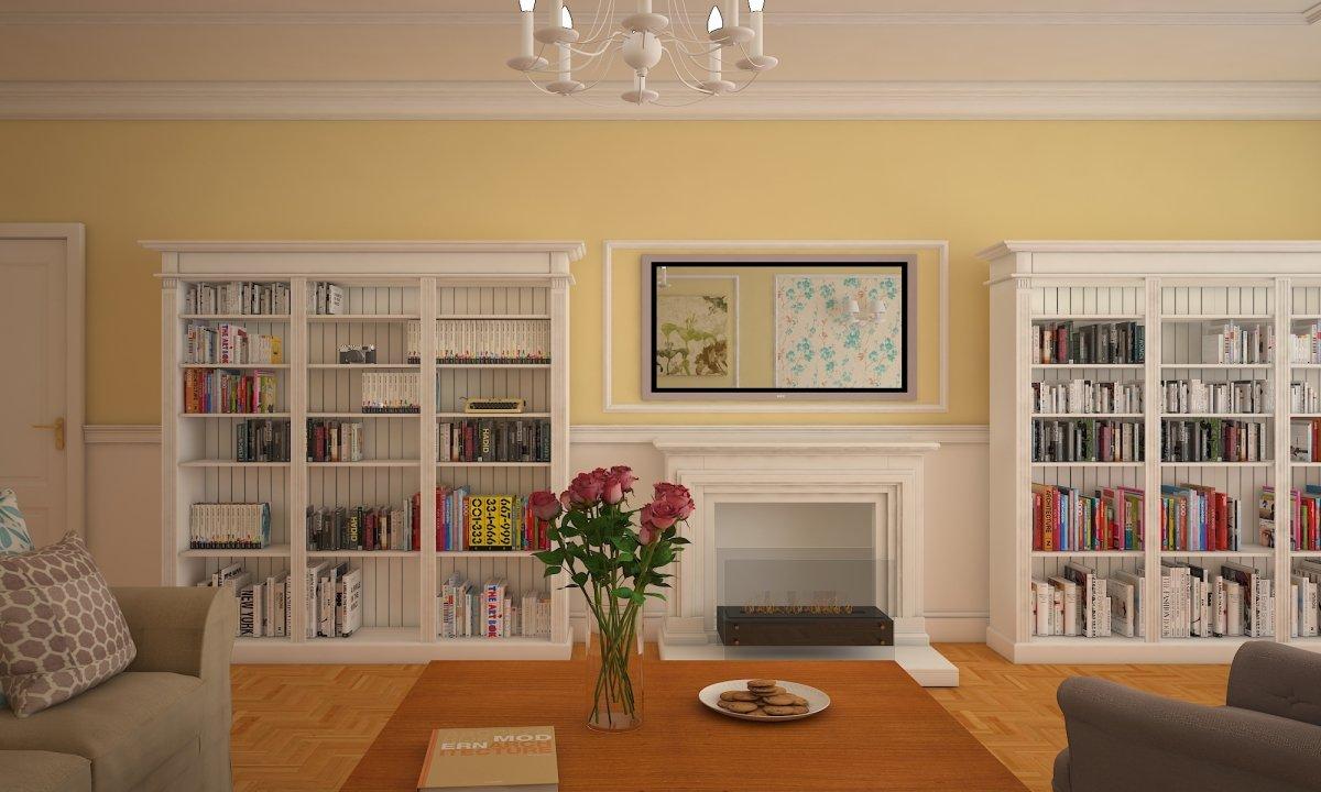 Proiect design interior - Apartament Bucuresti Eminescu-6