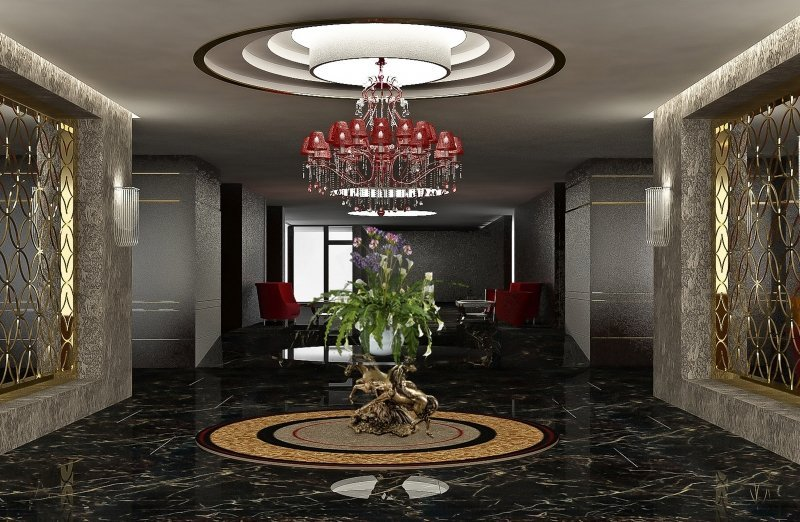 Proiect design interior Hotel Double Tree by Hilton-1