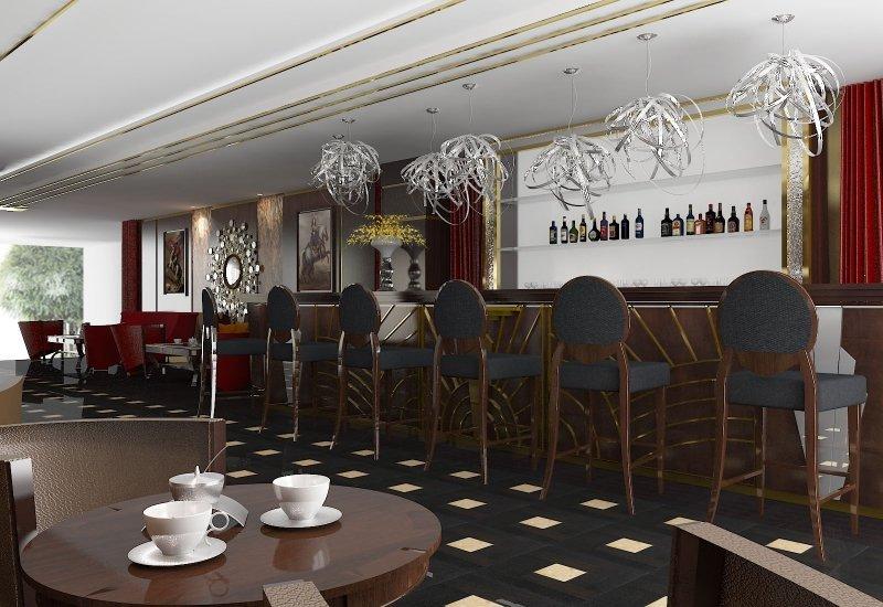 Proiect design interior Hotel Double Tree by Hilton-11
