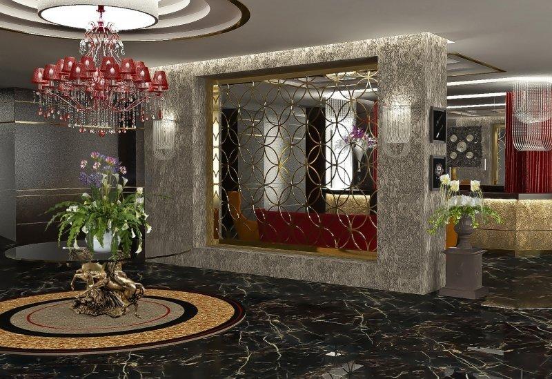 Proiect design interior Hotel Double Tree by Hilton-2
