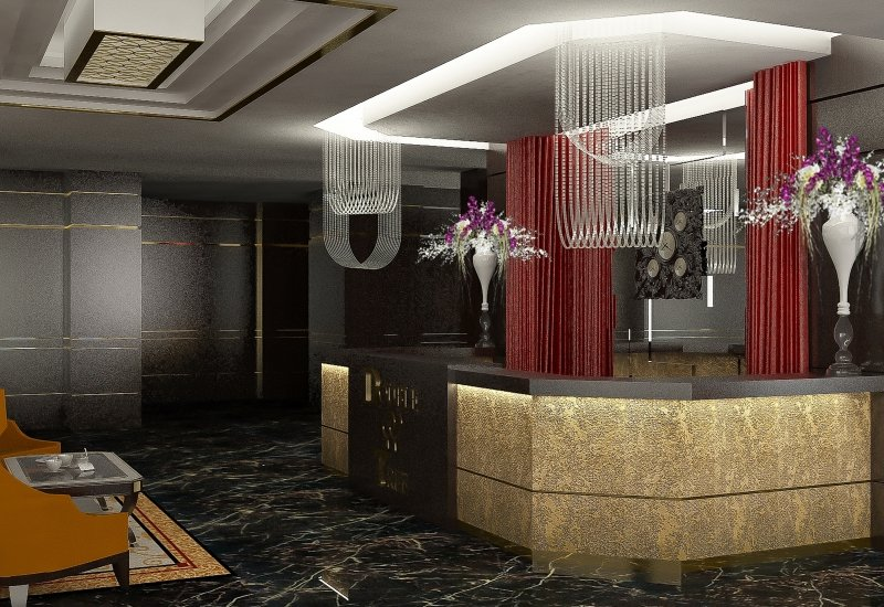 Proiect design interior Hotel Double Tree by Hilton-3