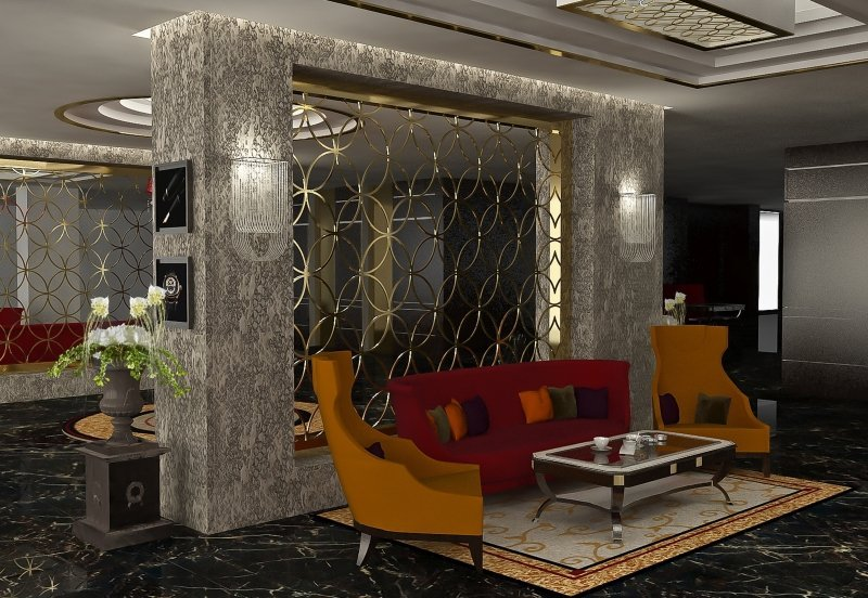 Proiect design interior Hotel Double Tree by Hilton-4