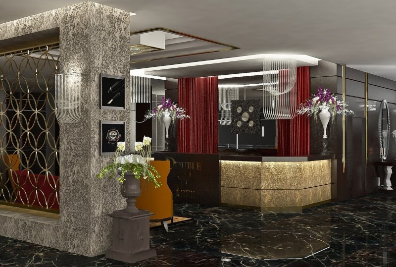 Proiect design interior Hotel Double Tree by Hilton-5