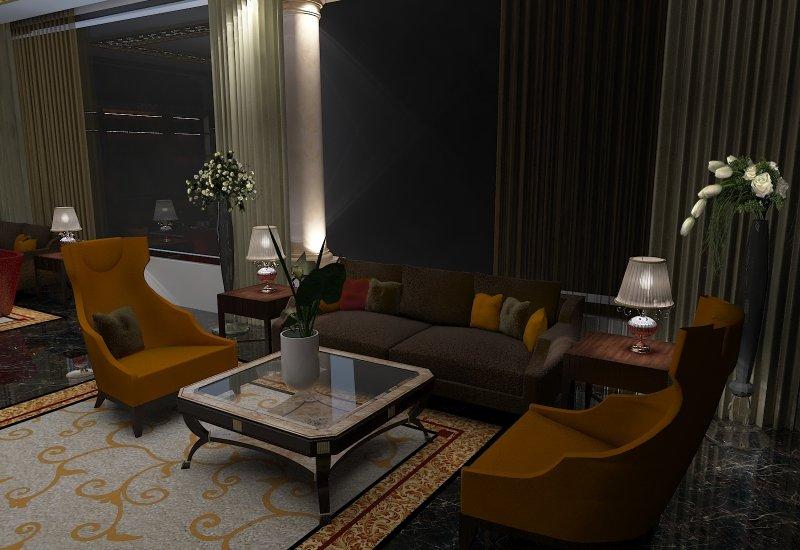 Proiect design interior Hotel Double Tree by Hilton-6
