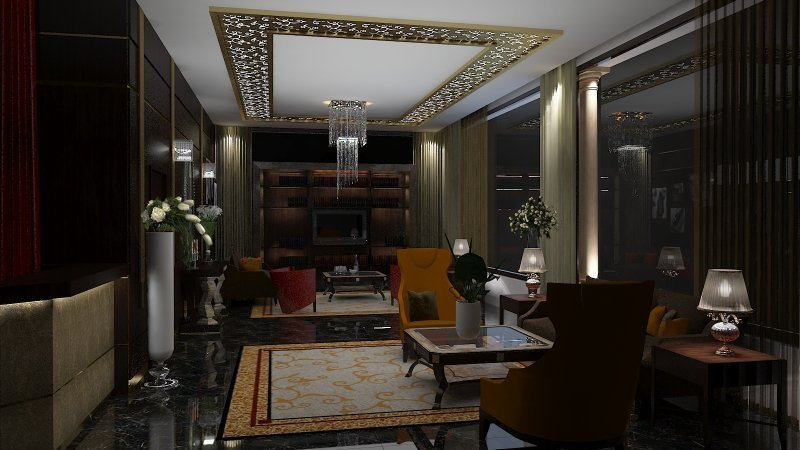 Proiect design interior Hotel Double Tree by Hilton-7