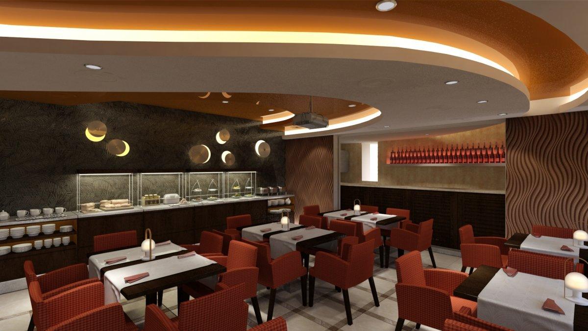 Restaurant Mic Dejun- Hotel Salis-1
