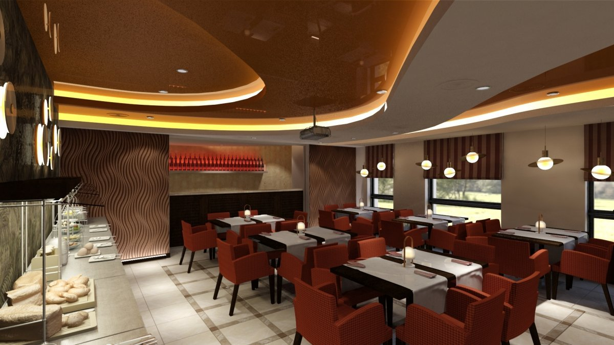 Restaurant Mic Dejun- Hotel Salis-2