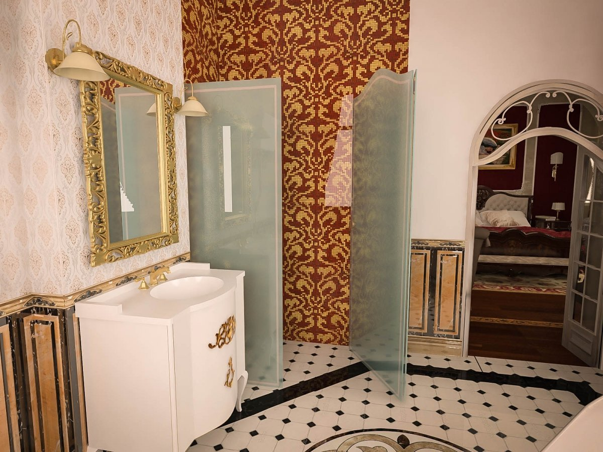 Restaurare casa veche Bucuresti-14