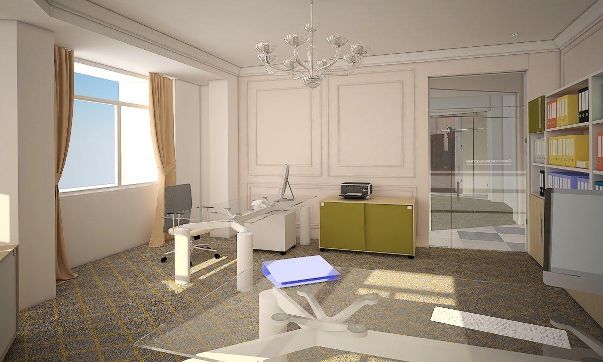 Sediu de firma Eldomir- design interior birouri in Braila-10
