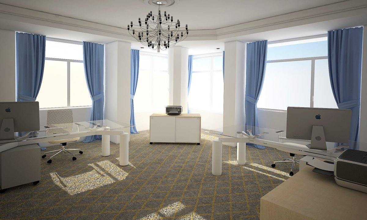 Sediu de firma Eldomir- design interior birouri in Braila-11