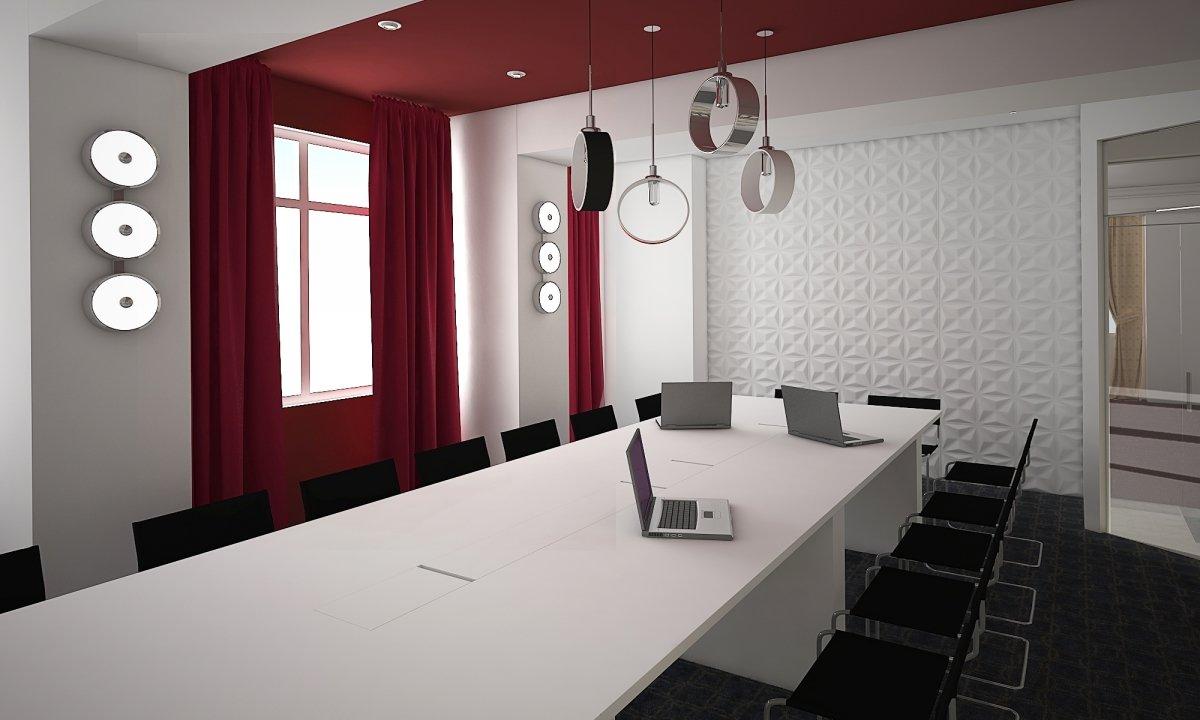 Sediu de firma Eldomir- design interior birouri in Braila-21