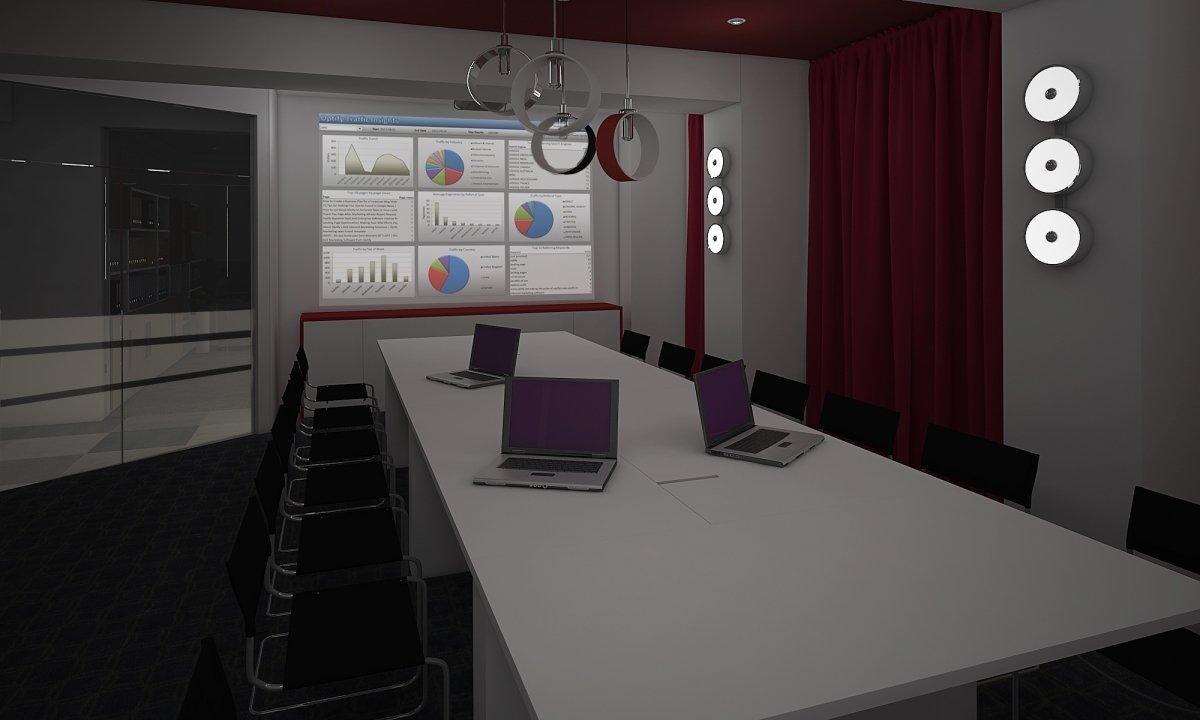 Sediu de firma Eldomir- design interior birouri in Braila-22