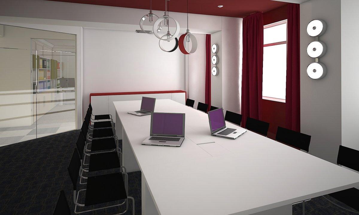 Sediu de firma Eldomir- design interior birouri in Braila-23