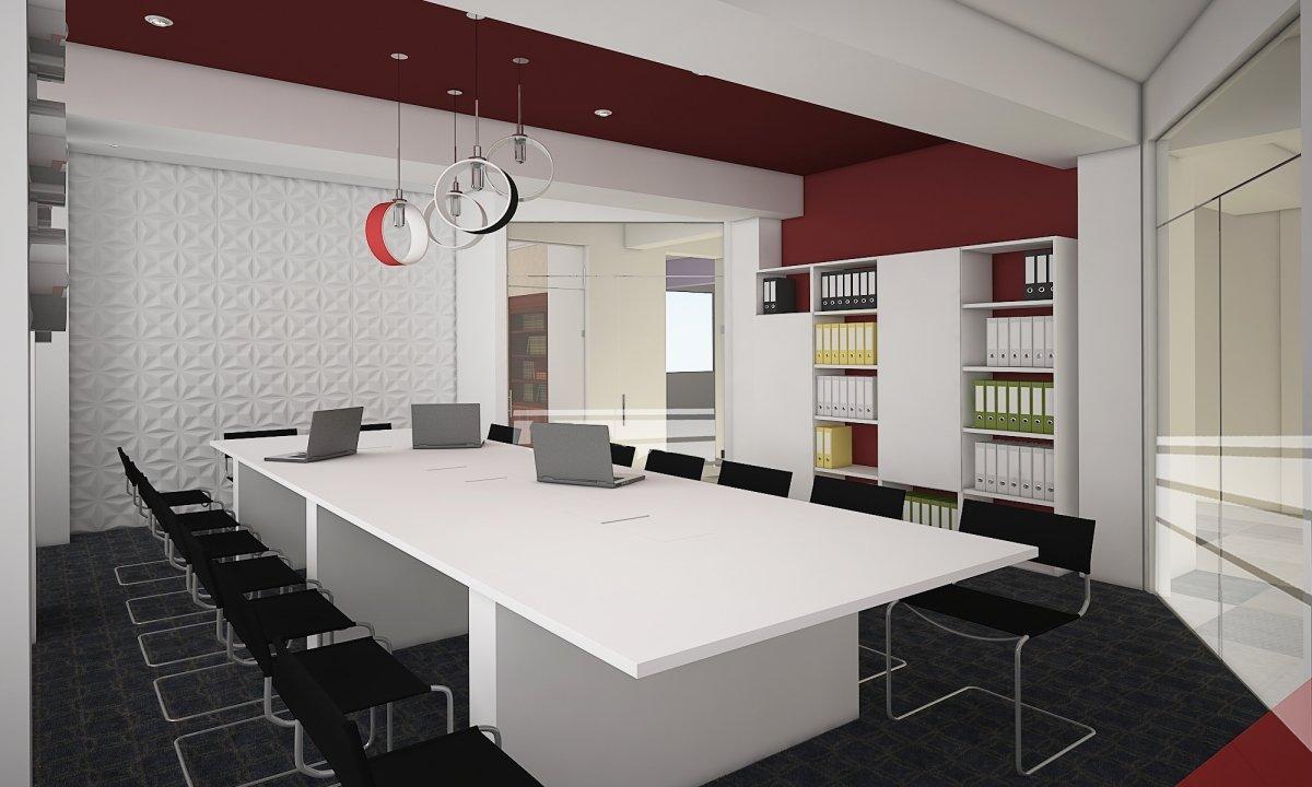 Sediu de firma Eldomir- design interior birouri in Braila-24