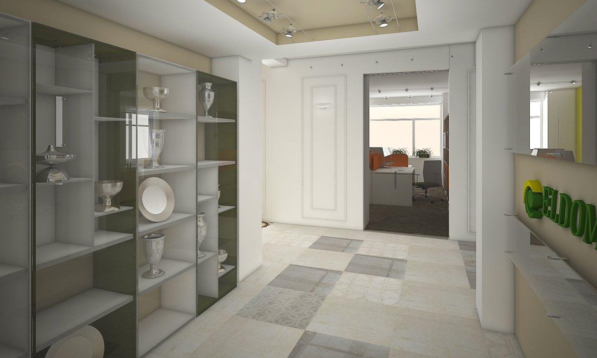 Sediu de firma Eldomir- design interior birouri in Braila-35