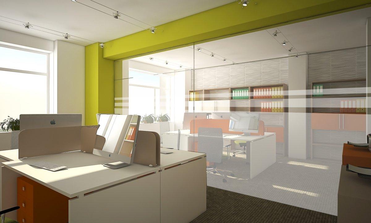 Sediu de firma Eldomir- design interior birouri in Braila-4