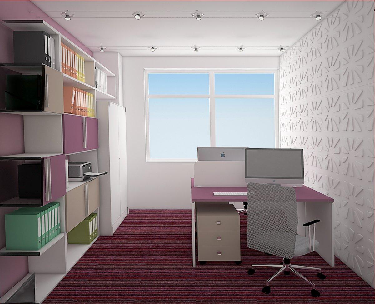 Sediu de firma Eldomir- design interior birouri in Braila-6