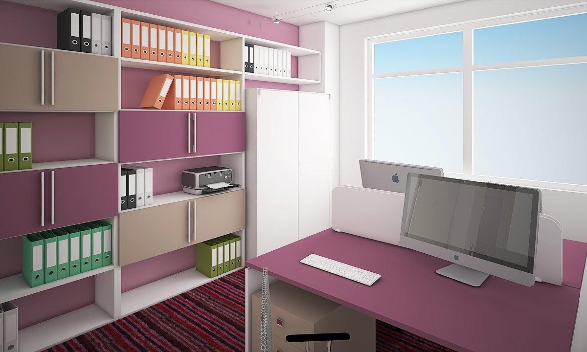 Sediu de firma Eldomir- design interior birouri in Braila-8