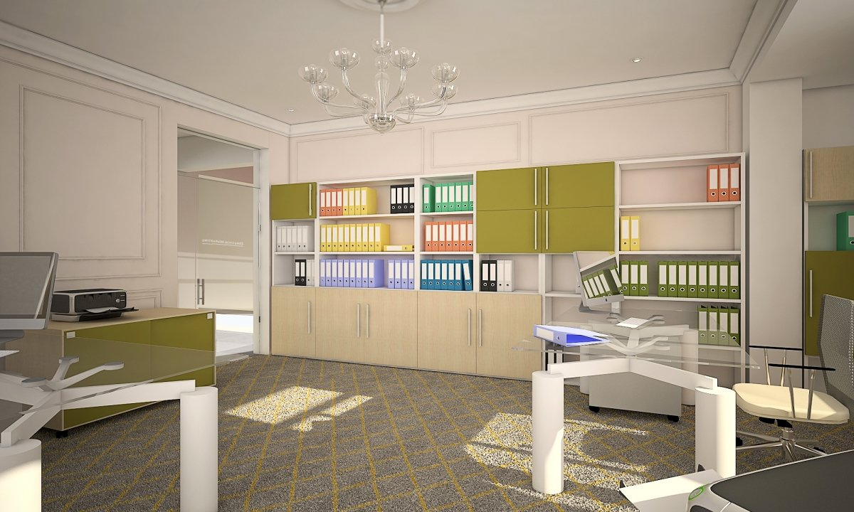 Sediu de firma Eldomir- design interior birouri in Braila-9