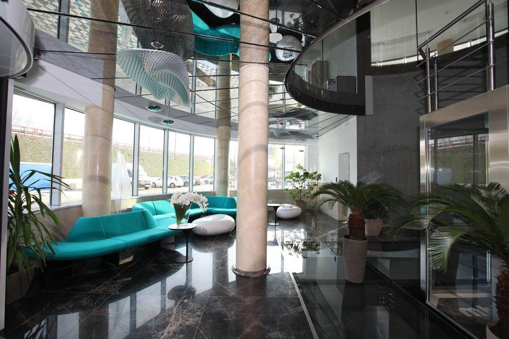 Sediul Da Vinci Building - proiect de amenajare interioara-1