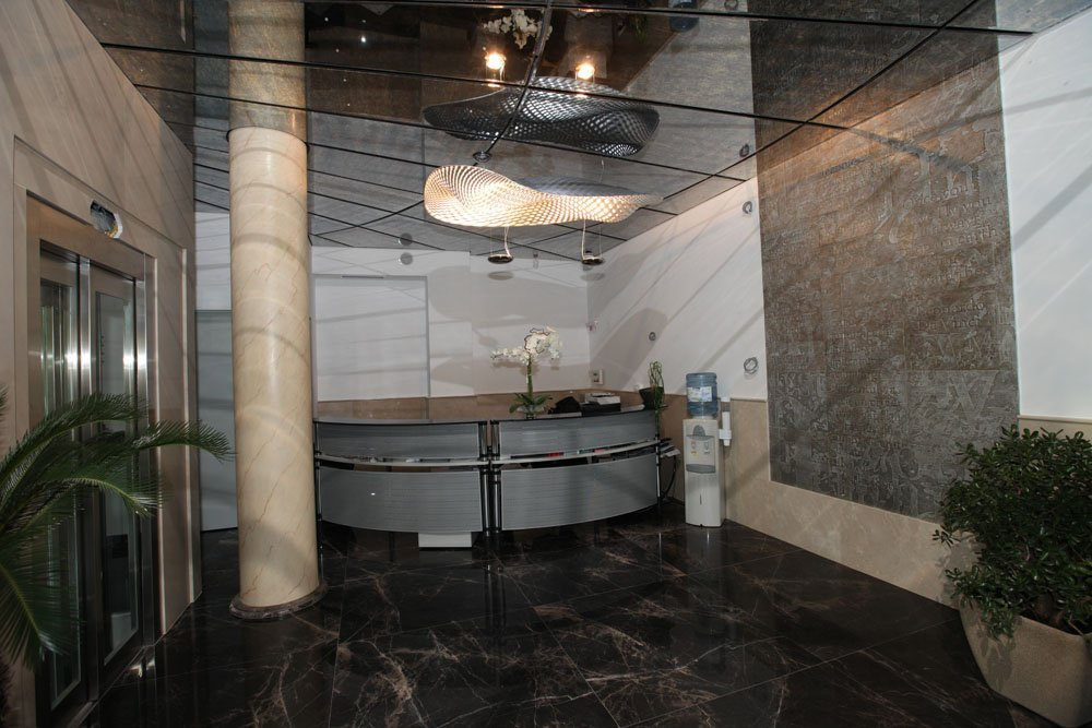 Sediul Da Vinci Building - proiect de amenajare interioara-2