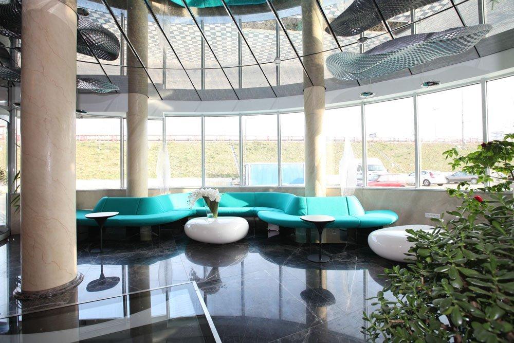 Sediul Da Vinci Building - proiect de amenajare interioara-5